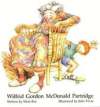 Wilfrid Gordon McDonald Partridge