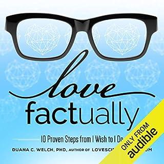 Love Factually audiobook cover art
