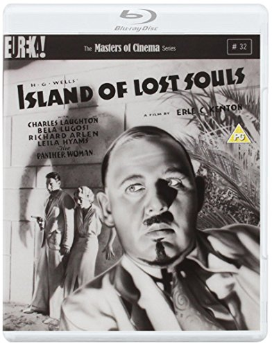 Island of Lost Souls [Masters of Cinema] (Dual Format) [Blu-ray] [UK Import]