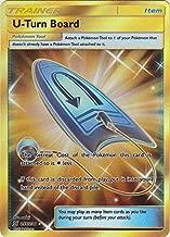 U-Turn Board - 255/236 - Secret Rare - Unified Minds