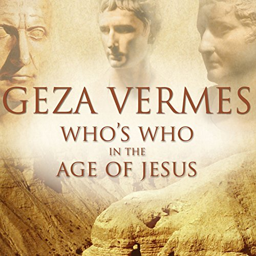 Who's Who in the Age of Jesus audiobook cover art