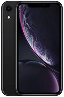 Apple iPhone XR (64 GB) - Zwart
