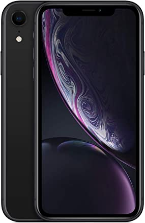 "Apple iPhone XR 15.5 cm (6.1"") 64 GB SIM Dual 4G Negro - Smartphone (15.5 cm (6.1""), 1792 x 828 Pixeles, 64 GB, 12 MP, iOS 12, Negro)"