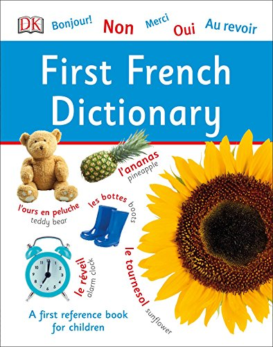 First French Dictionary (DK First Reference)