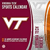 Virginia Tech Hokies 2020 Calendar