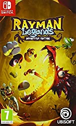 Rayman Legends : la version Nintendo Switch arrive en septembre dans Nintendo Switch