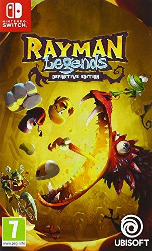 Rayman Legends - Definitive Edition pour Nintendo Switch [Importación francesa]