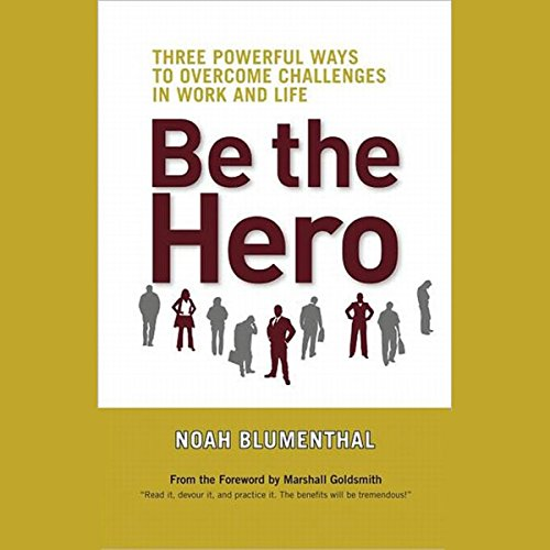 Be the Hero audiobook cover art