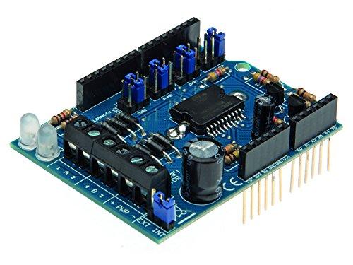 VELLEMAN - KA03 Motor- und Stromschutz für Arduino 840543