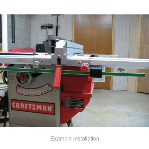 Digital Saw Fence Readout