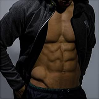 Músculo de Silicona Traje Muscular de Silicona, músculo Falso Realista, músculo Falso, Traje de Busto Masculino de Silicon...