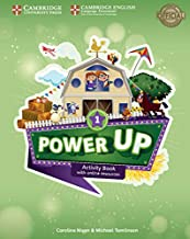 Permalink to Power up. Level 1. Activity book. With Home booklet. Per la Scuola elementare. Con espansione online PDF