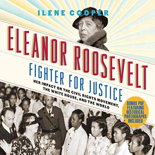 Eleanor Roosevelt, Fighter for Justice cover art
