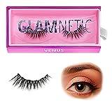 Glamnetic Lashes - Venus   Vegan Magnetic Eyelashes, Short Cat Eye Faux Mink...