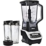 SharkNinja BL620C Professional Blender, Black/Silver