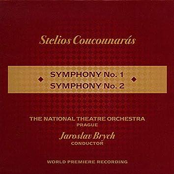 Symphony No.1 & Symphony No.2