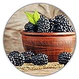 Samenquelle.de - der Samen Versand Moras Gigantes, Aprox.50 Semillas, Alto Contenido en vitaminas, Bajas en calorías