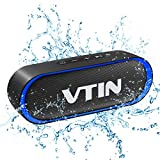 VTIN R4 Cassa Bluetooth 10W Altoparlante Bluetooth 24 Ore Playtime,Bluetooth 5.0 Speaker Portatile...