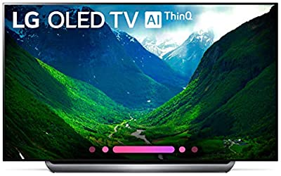 LG Electronics 55UK6300PUE 55-Inch 4K Ultra HD Smart LED TV (2018 Model) (Certified Refurbished) by LG
