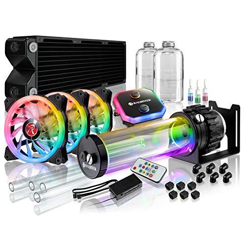 Raijintek Phorcys Pro CA360 RGB Wasserkühlungs-Set - 360mm