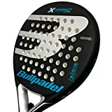 Bullpadel X-Compact LTD, racchetta da paddle, color argento.