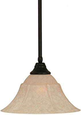 Amazon Com Sea Gull Lighting 6519 21 Painted Shade