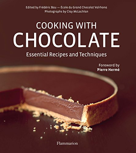 Cooking with Chocolate: Essential Recipes and Techniques (Book & DVD)