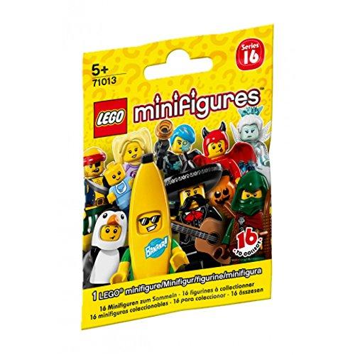 LEGO Minifigures 16ª edición - Figuras de construcción, Multicolor
