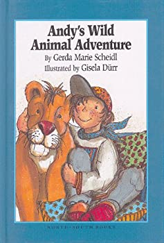 Paperback Andy's Wild Animal Adventure (Easy-To-Read Books) Book