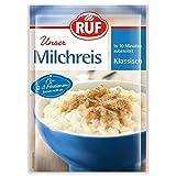 RUF Milchreis Klassisch ? in 10 Minuten zubereitet ? brennt nicht an, 1 x 125 g -