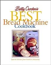 Betty Crocker's Best Bread Machine Cookbook Franklin Appliance Custom Book