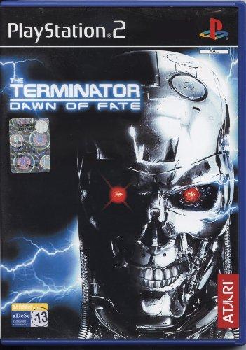 Atari The Terminator: Dawn of Fate, PS2