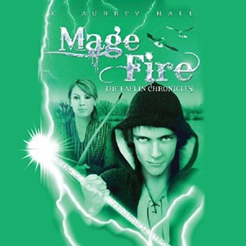 Mage Fire audiobook cover art