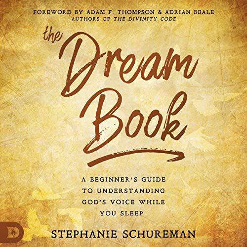 The Dream Book audiobook cover art