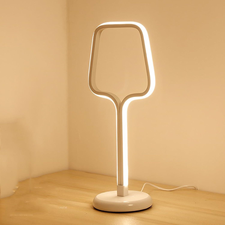 LED Acryl Augenschutz Tischlampe Schlafzimmer Arbeitszimmer Warm Persönlichkeit Licht Lichtquelle Lichtquelle Lichtquelle  Weißes Licht,Gold B07G39QX3Q   Großhandel  38759b