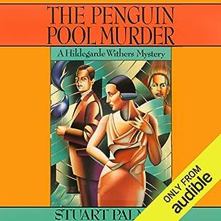 The Penguin Pool Murder audiobook cover art