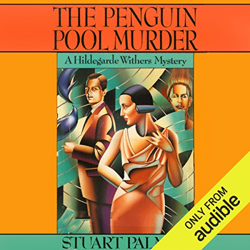 The Penguin Pool Murder audiobook cover art