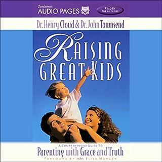Raising Great Kids audiobook cover art