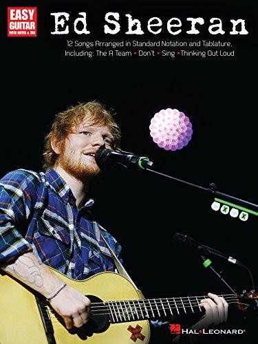 Ed Sheeran for Easy Guitar (Easy Guitar Play Along) (English Edition)