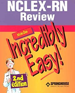 AND NCLEX-RN Review Made Incredibly Easy!