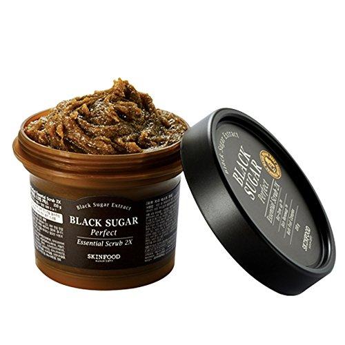 Skinfood 2015 New Black Sugar Perfekt Wesentliche Scrub 2X 7,41 Oz / 210G