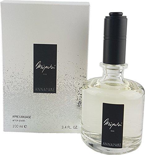 Annayake Miyabi Man homme/men, Aftershave 100 ml, 1er Pack (1 x 100 ml)