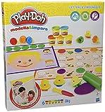 Hasbro Play-Doh- Modela y aprende Letras y Idiomas, Multicolor (B3407103)