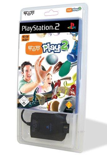 EyeToy: Play 2 inkl. Kamera