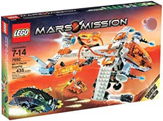 LEGO Mars Mission MX-71 Recon Dropship by LEGO