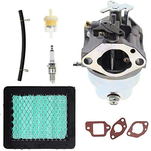 YUSHIJIA 2020 Kits de Filtro de Aire de Combustible de Chispa de carburador Duradero Juntas para Honda GCV135 GCV160A Accesorios para automóviles Piezas de Repuesto para cortacéspedes