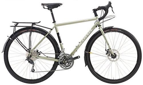 Kona Sutra - Bicicletas trekking para hombre - verde Tamaño