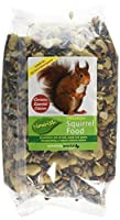 suitable for the native Red and also grey and black squirrels The mix contains nuts, seeds and grains incorporating a natural calcium source Designed as a complementary feed suitable for use on squirrel feeding platform or in a squirrel feeder Model ...