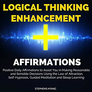 Logical Thinking Enhancement Affirmations cover art