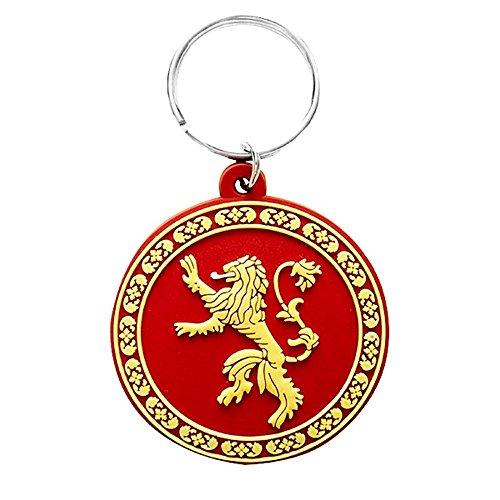 Llavero Juegos de Tronos- Lannister